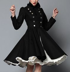 double breasted frock coat - I can'#t find this anywhere to buy, Its gorgeous, hope it comes available again soon >.<