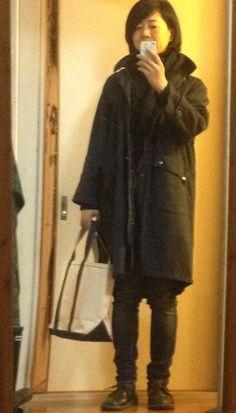 バルコニーアンドベッドのコート イネスニット ザラジーンズ クラークス LLBean