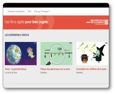 Films d animation du Réseau Canopé
