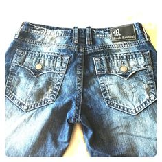 Rock Revival Jeans Rock Revival Jeans. Layne Relaxed Straight. Excellent like new condition. Men's. Great for women as well!!! Only wore twice. Original price $140 Rock Revival Jeans