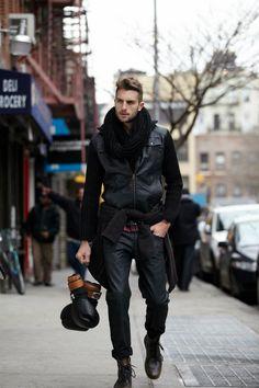 Costin M.: K.O. | Rafael Lazzini for Rockstter Winter 2012