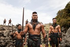 THE DEAD LANDS - New Zealand's version of APOCALYPTO - out now from the fine folks at Transmission Films. If you like seeing near naked buff warriors battle and see the #Maori in this violent past then this one is for you - and great news - we have copies up for grabs - enter at Salty Popcorn now. Sorry folks - #competition only for Australian residents. http://saltypopcorn.com.au/the-dead-lands/