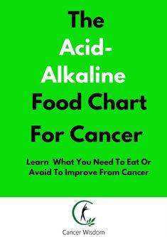 alkaline diet cancer, cancer alkaline diet, alkaline foods, alkaline foods chart