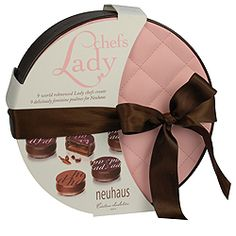 Indulge Mom with luxuriously delicious chocolates from Neuhaus.