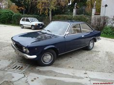 124 Sport Coupe