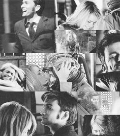 Doctor 10 and Rose, gif!. I may have this already but just in case..