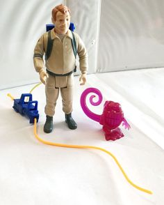 1986 RAY STANTZ • C7-8 • 100% COMPLETE • VINTAGE THE REAL GHOSTBUSTERS #Kenner