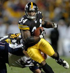 Verron Haynes Steelers RB