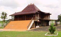 Rumah Adat di Indonesia - Rumah Adat Sumatera Selatan - Limas