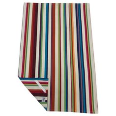 Green Turquoise, Purple, Pink, Blue, Childrens Aprons, Peg Bag, Ironing Board Covers, Striped Fabrics, Yellow Stripes