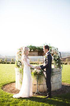 Photography : Jen Wojcik Photography Read More on SMP: http://www.stylemepretty.com/california-weddings/cal-a-vie-health-spa-vista/2013/12/05/french-inspiration-shoot-from-jen-wojcik-photography/