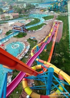 When was the last time you went to the water park?