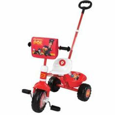 Buy Postman Pat Postbag Trike at Argos.co.uk - Your Online Shop for Trikes.