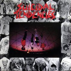Suicidal Tendencies - Suicidal Tendencies (1983) [FULL ALBUM]