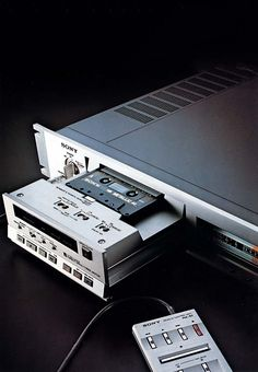 SONY TC-K88 Vintage Audio Tape Deck Stereo HiFi (fb)