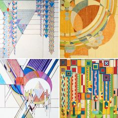 Liberty Covers I - Frank Lloyd Wright
