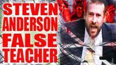 Steve Anderson False teacher