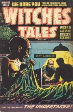 Witches Tales (Volume) - Comic Vine