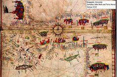 Terra Nova, Old Maps, Istanbul, Vintage World Maps, Twitter, Genoa, Antique Maps, Old Cards