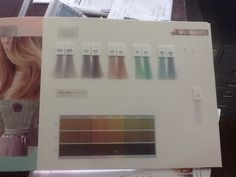 The instamatic colour range from our very own brand new colour touch shade chart.