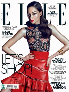 Elle Brazil March 2013