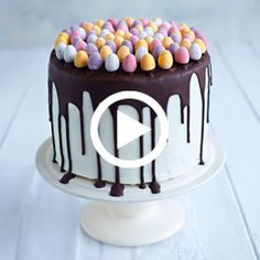 Mini egg cake - Sainsbury's Magazine love it xxx