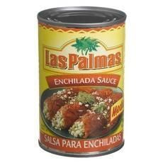 Las Palmas Red Medium Enchilada Sauce (24x10oz)