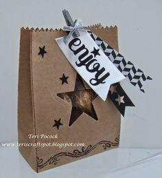 Stampin' Up! - Mini Treat Bag Thinlit Dies Teri Pocock - http://teriscraftspot.blogspot.co.uk/2015/01/mini-treat-bag-thinlit-dies.html