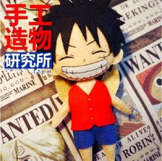 Monkey.D.Luffy ONE PIECE Anime Cosplay Costume Cute DIY toy Doll keychain ONE PIECE http://www.amazon.com/dp/B00KGRUNUO/ref=cm_sw_r_pi_dp_bZWRub1VCYBZR