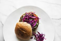 In the Kitchen: Weekend Black Bean Burger Recipe | Free People Blog #freepeople