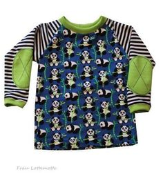 frau lottemotte lillestoff enemenemeins bamboo panda organicknit sewing nähen