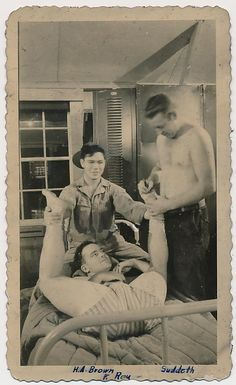 world war ii erotica