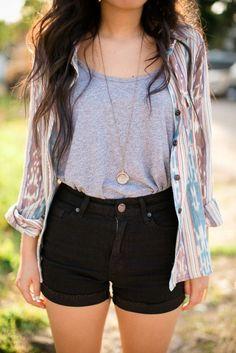 Outfits casual para el verano
