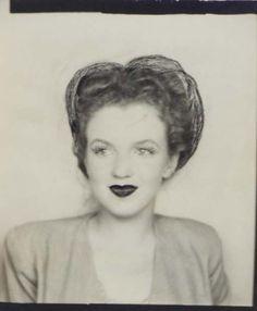 15 Year Old Marilyn Monroe