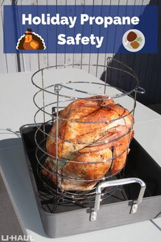 Getting ready to grill your frozen turkey? PAUSE 😳, you should check out these tips first Frozen Turkey, Grill Master, Grilling, Safety, Check, Holiday, Tips, Recipes, Food