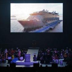 AKBのつ目となる新グループSTUが来年の夏に登場するんだって 瀬戸内海を拠点にして客船の中に専用劇場を設けるんだって クルージングしながらAKBグループの公演が見れるってのもいいかもね