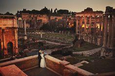 Wedding in Rome, Marek Koprowski