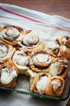 Pumpkin Spice Rolls with Cream Cheese Frosting