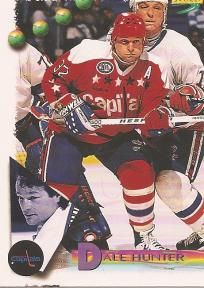 Oh man... old school. Hopefully he can help lead us to the Cup this year!! Dale Hunter, Washington Capitals