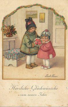 Pauli Ebner (1873-1949) — Old Post Cards (513x800)