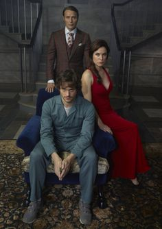 Hannibal. Promotional Images season 2