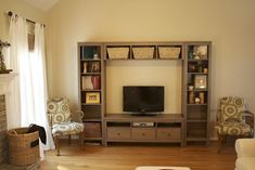 ikea hemnes entertainment center - Google Search