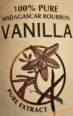 Domáci vanilkový extrakt Compass Tattoo, Kitchen Hacks, Bourbon, Vodka, Vanilla, Pure Products, Desserts, Alcohol, Bourbon Whiskey