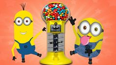 Minions Vs Robot in banana war  ~  Minions All New Compilation Mini-Movi...