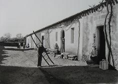 Abbasanta 1927 (or) Sardegna, dipinto a inch. di china
