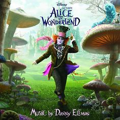 Alice in Wonderland is a 2010 American computer-animated and live action fantasy directed by Tim Burton, written by Linda Woolverton, and released by Walt Disney Pictures. The film stars Mia Wasikowska as Alice Kingsleigh, as well as Johnny Depp, A Walt Disney Pictures, See Movie, Movie Tv, Crazy Movie, Movies Showing, Movies And Tv Shows, Film Tim Burton, Mia Wasikowska, Bon Film