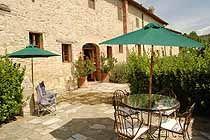 La Vecchia Stalla | Holiday Villa in Lecchi in Chianti- Siena | T-Tuscany