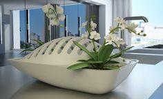 Escorra a louça e cuide de plantas ao mesmo tempo!