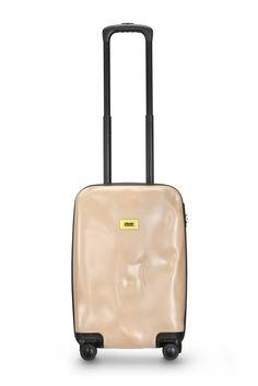 Crash Baggage Nude Pink 4 wheels
