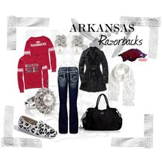 Arkansas Razorbacks <3